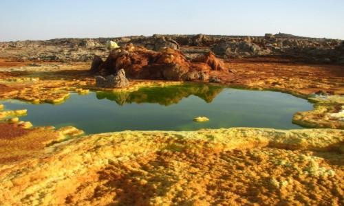 Zdjecie ETIOPIA / AFAR / DALLOL / fantazja natury 4