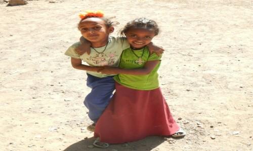 Zdjecie ETIOPIA / Aksum / ulica / Uśmiechy Afryki