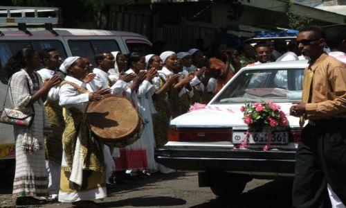 ETIOPIA / brak / Addis Ababa / Ślub- Addis Ababa