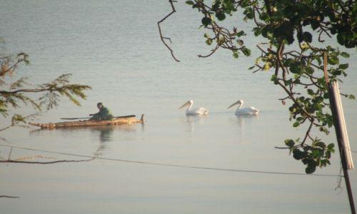 ETIOPIA / brak / Bahir Dar / Poranny połów- jezioro Tana