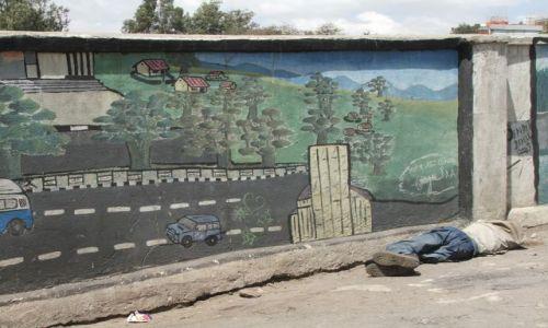 ETIOPIA / Addis Ababa / Addis Ababa / Po prostu Afryka