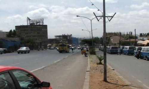 Zdjęcie ETIOPIA / Addis Ababa / Addis Ababa / Nowocześniej