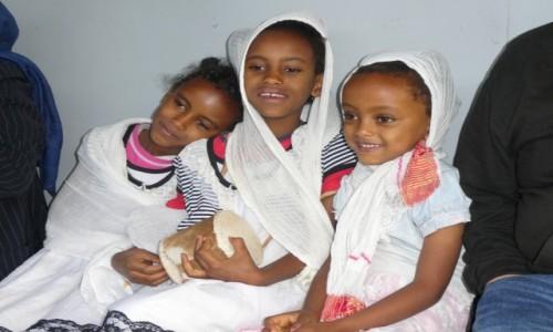 Zdjecie ETIOPIA / Stolica / Adis Abeba / na lotnisku