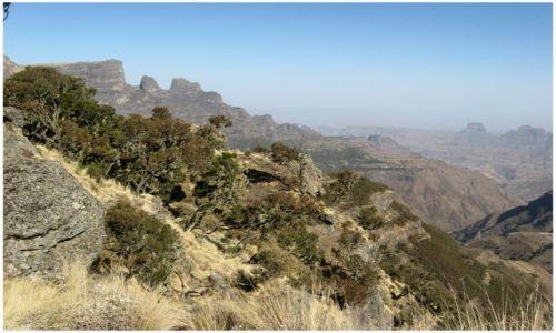 Zdjecie ETIOPIA / Siemen Mts / Siemen Mts / Góry, góry...