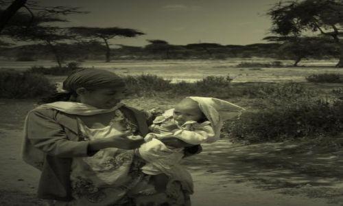 Zdjecie ETIOPIA / środkowa Etiopia /  napotkana po drodze  / biblijne skojarzenia z Etiopii