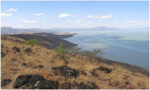 Zdjecie ETIOPIA / Etiopia południowa / Nechisar National Park / Nechisar NP i jezioro Chamo