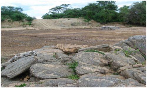 Zdjęcie ETIOPIA / Etiopia południowa / Turmi - nad rzeką Keske / Keske - rzeka której nie ma...