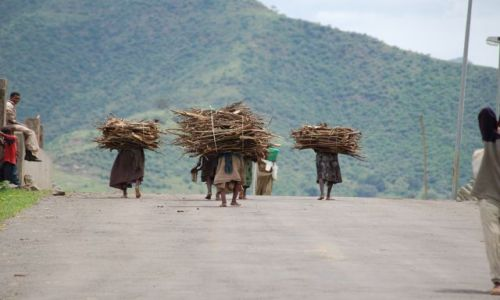 Zdjecie ETIOPIA / brak / etiopia / kobiety w Etiopii