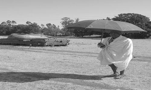 Zdjecie ETIOPIA / Północna - środkowa Etiopia / Północna Etiopia gdzieś po drodze / Powiew surrealizmu