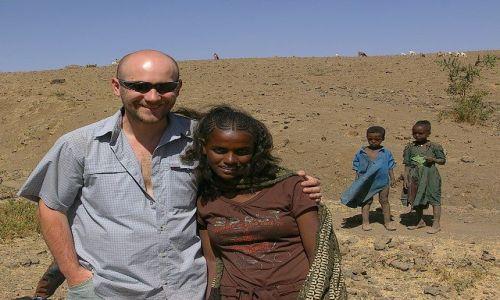 Zdjecie ETIOPIA / Północna Etiopia / Północna Etiopia gdzieś po drodze / Poznajmy się