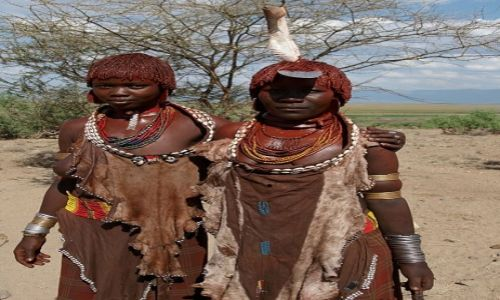 Zdjęcie ETIOPIA / Dolina Omo / Turmi / Hamer