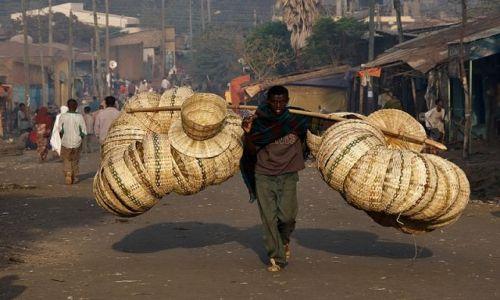Zdjęcie ETIOPIA / Amhara / BAHIR DAR-LALIBELA / BAHIR DAR-LALIBELA