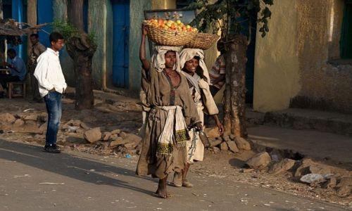 ETIOPIA / Amhara / BAHIR DAR-LALIBELA / BAHIR DAR-LALIBELA