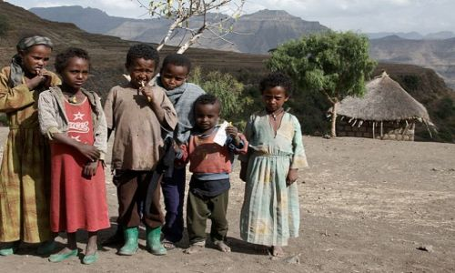 Zdjecie ETIOPIA / brak / Lalibela / LALIBELA