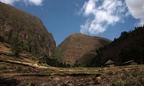 ETIOPIA / Północna Etiopia / Okolice Kombolchy / LALIBELA - KOMBOLCHA - ADIS ABEBA