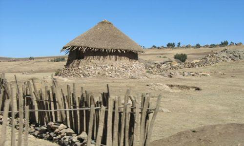 Zdjecie ETIOPIA / brak / Adwa / Tak mieszkają