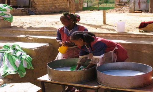 Zdjecie ETIOPIA / brak / Bahir Daru / Pralnia