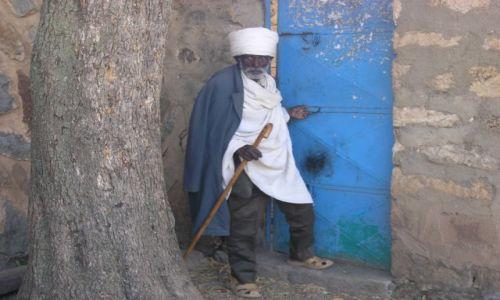Zdjęcie ETIOPIA / brak / Aksum / Pan