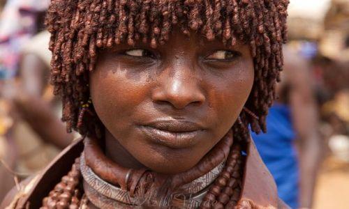 Zdjęcie ETIOPIA / brak / Turmi / Hamerka