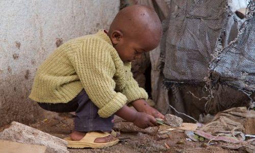 Zdjecie ETIOPIA / brak / Harar / Strongmen z Hararu