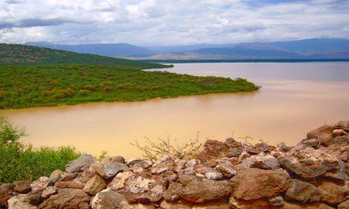 Zdjęcie ETIOPIA / pd. Etiopia / Nechisar National Park / Chamo Lake
