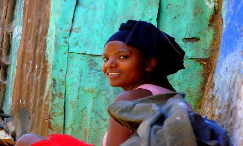 Zdjęcie ETIOPIA / Gandor / Gandor / Wesoło