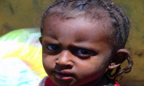 Zdjęcie ETIOPIA / Gandor / Gandor / wzrok