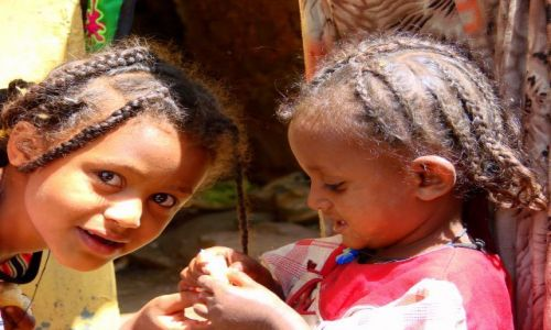 Zdjęcie ETIOPIA / Gandor / Gandor / Plotą