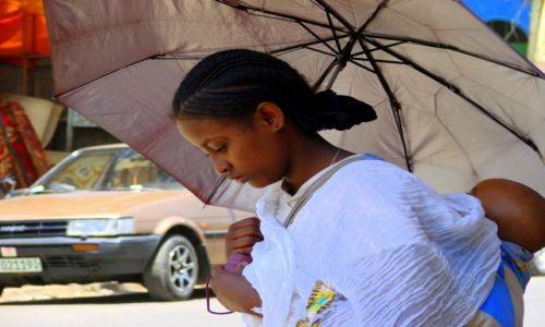 Zdjęcie ETIOPIA / Gangor / Gangor / Mama