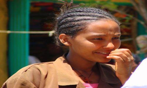 Zdjęcie ETIOPIA / Gangor / Gangor / Paluszki
