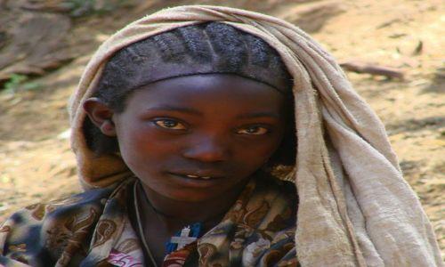 Zdjęcie ETIOPIA / Debork / Debork / Oczy