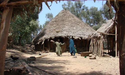 Zdjęcie ETIOPIA / Debork / Debork / Gospodarstwo