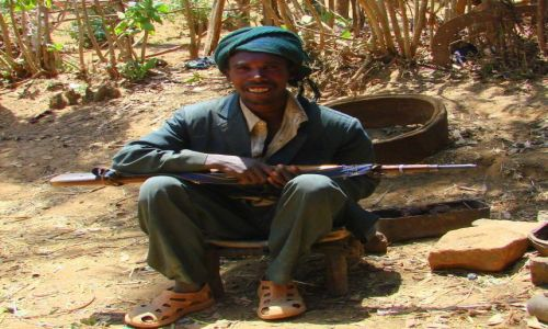 Zdjęcie ETIOPIA / Debork / Debork / Moja  ochrona