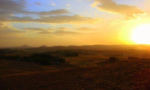 Zdjęcie ETIOPIA / Deborg / Deborg / Wieczorem