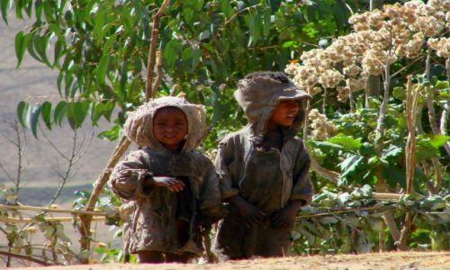 Zdjęcie ETIOPIA / Debarg / Debarg / Tubylcy