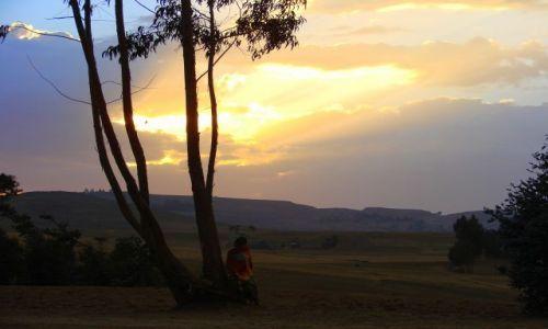 Zdjecie ETIOPIA / Debork / Debork / Wieczorem