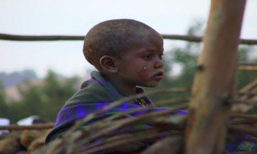 Zdjęcie ETIOPIA / Debork / Debork / Pilnuje