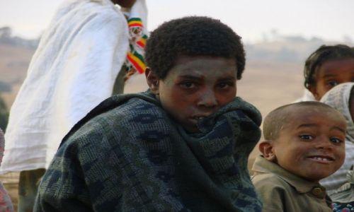 Zdjęcie ETIOPIA / Debork / Debork / Podczas mszy