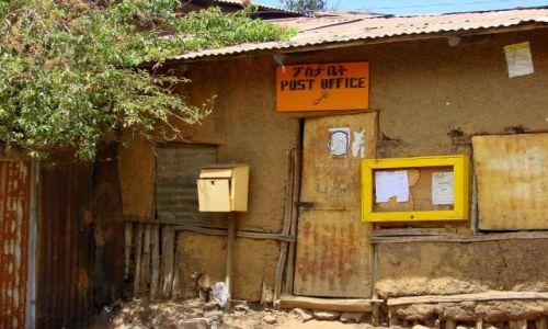Zdjęcie ETIOPIA / Debork / Debork / Poczta