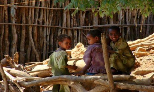 Zdjęcie ETIOPIA / Abuna  Jomata / Abuna  Jomata / Przyjaciele