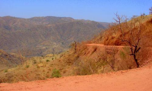 Zdjęcie ETIOPIA / Abuna  Jomata / Abuna  Jomata / Droga