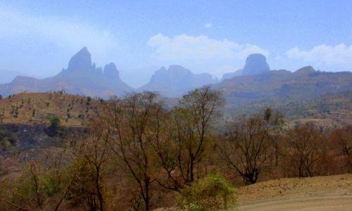 Zdjęcie ETIOPIA / Abuna  Jomata / Abuna  Jomata / Kolejny mój  cel