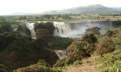 Zdjecie ETIOPIA / Amhara / okolice Bahar Dar / Tis Issat / Konkurs Cuda Natury - Wodospady Tis Issat