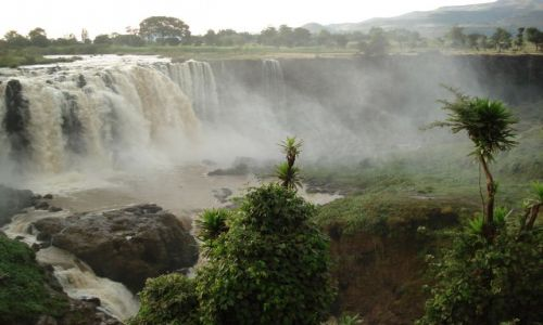 Zdjęcie ETIOPIA / Amhara / okolice Bahar Dar / Tis Issat / Tis Issat (2)