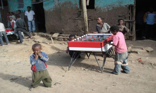 Zdjęcie ETIOPIA / Amhara / Debark / Typowe zajęcie