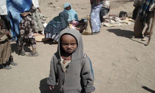 Zdjęcie ETIOPIA / Amhara / Debark / Też z targu