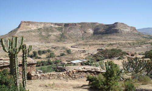 Zdjecie ETIOPIA / Tigray / Debre Damo / Amba