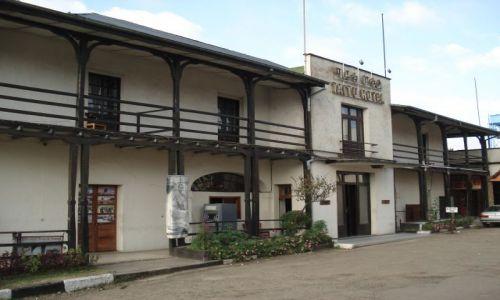Zdjecie ETIOPIA / Amhara / Addis Abeba / Hotel Taitu