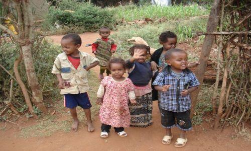 Zdjęcie ETIOPIA / Harari / Babile / Uśmiechy Etiopii