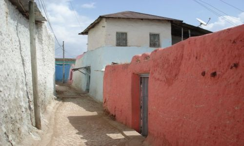 Zdjęcie ETIOPIA / Harari / Harar / Ulice Hararu